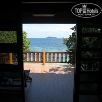 Фото отеля Phi Phi Natural Resort 3* Терраса