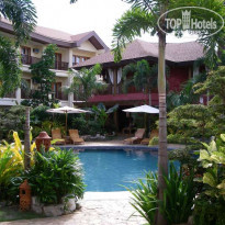 Фото отеля Best Western Boracay Tropics Resort 4* отель Boracay Tropick