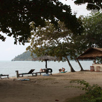 Фото отеля Tropical Beach Koh Chang 3* Вид с ресторана на море