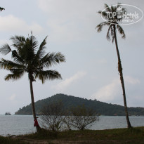 Фото отеля Tropical Beach Koh Chang 3* Ничейная территория между отелями