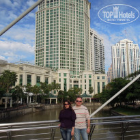 Фото отеля Grand Copthorne Waterfront Hotel Singapore 5*
