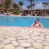Фото отеля Taba Paradise Resort 5* Бассейн