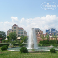 Фото отеля Chrystal Guest House 2* в парке