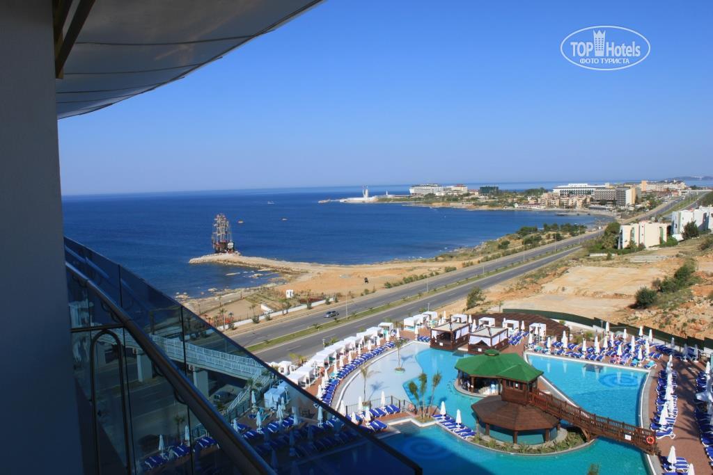 All photos: View from the room отеля Vikingen Infinity Resort & Spa ...