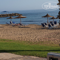 Фото отеля Louis Ledra Beach 4* пляж