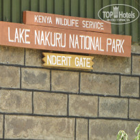 Фото отеля Lake Nakuru Lodge 4*