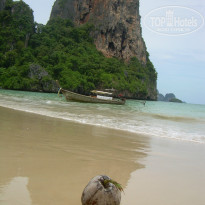 Фото отеля Anyavee Ao Nang Bay Resort 4* Пляж о.Рейли