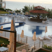 Фото отеля Byala Beach Resort 4* бассейн и пул-бар