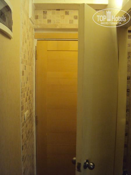 Открыта дверь в помещение