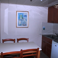 Фото отеля Lev Yerushalayim All Suite 3* Мини-кухня