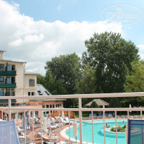 Фото отеля Lotus Therme & Spa Heviz 5* в Хевизе, Венгрия