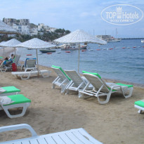 Фото отеля Diamond of Bodrum 5* Пляж