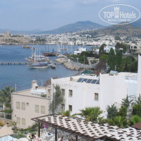 Фото отеля Diamond of Bodrum 5* Вид на город с территории отеля