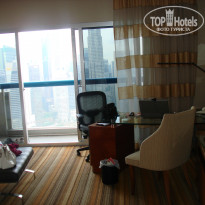 Фото отеля Swissotel The Stamford 5* номер