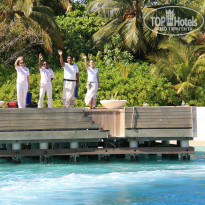 Фото отеля Huvafen Fushi, by PER AQUUM Retreat 5* до новых встреч!