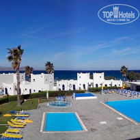 Фото отеля The Aeolos Beach Hotel (by Veranohotels) 4* Вид с балкона