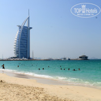 Фото отеля Holiday Inn Dubai Downtown 4* Джумейра open beach