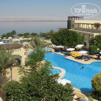 Фото отеля Jordan Valley Marriott Resort & Spa 5* Вид из номера