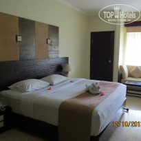 Фото отеля Sadara Boutique Beach Resort Bali 3* Вид в номере