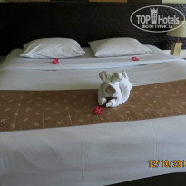 Фото отеля Sadara Boutique Beach Resort Bali 3* Кровать