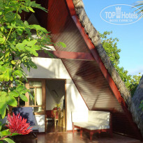 Фото отеля La Digue Island Lodge 4* Наше шале