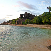 Фото отеля La Digue Island Lodge 4*