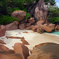 Фото отеля La Digue Island Lodge 4* Anse Petit