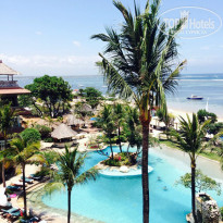 Фото отеля Grand Aston Bali Beach Resort 5* вид из номера