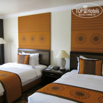 Фото отеля Holiday Inn Resort Penang 4* номера в корпусе beach wing