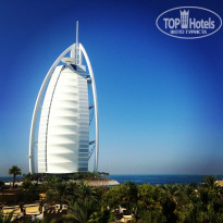 Фото отеля York International 3* Burj Al Arab (парусник)