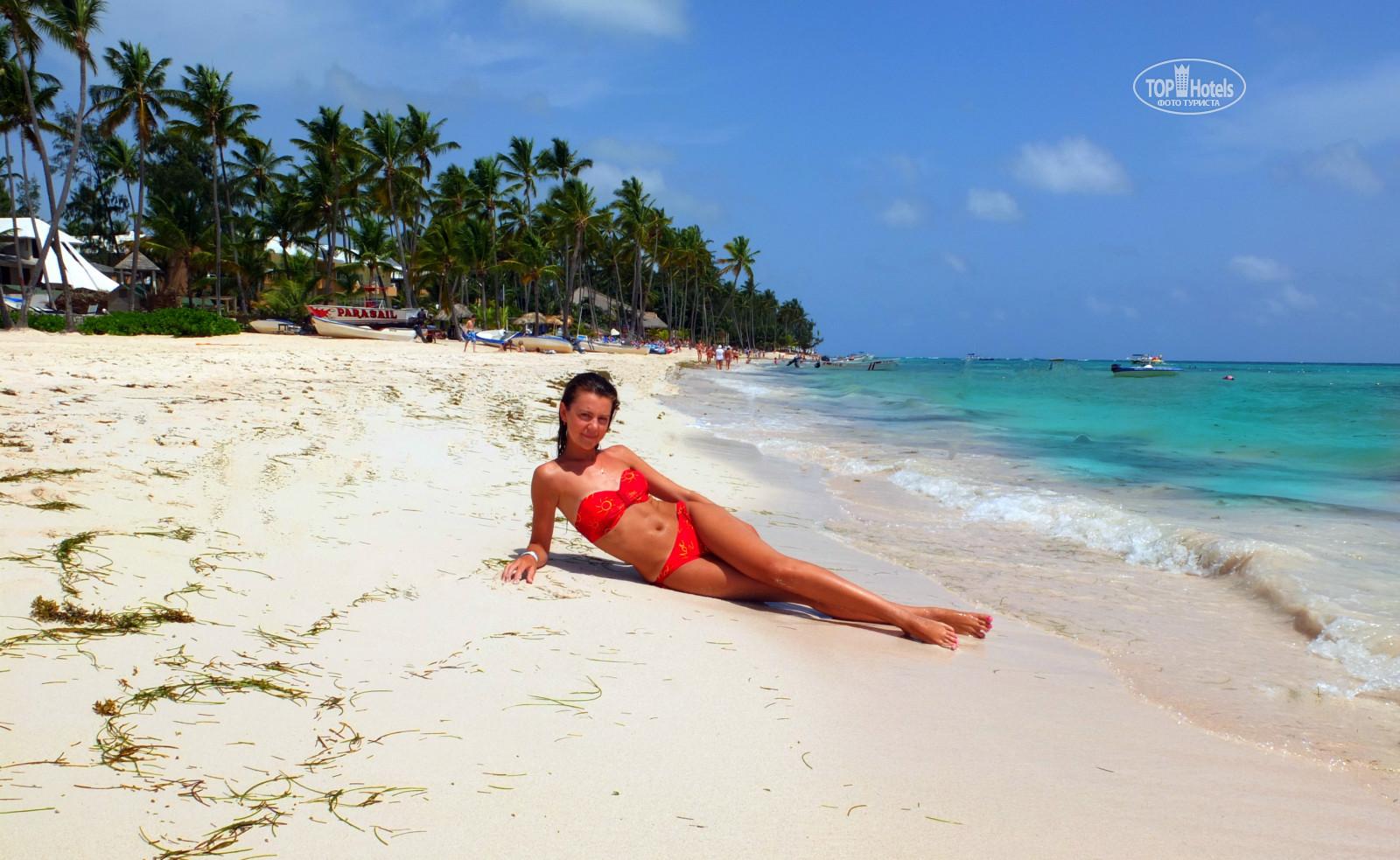 Доминикана отдых на пляже фото