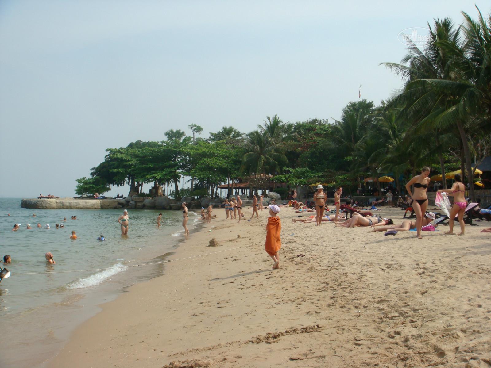 Отели пляж наклуа