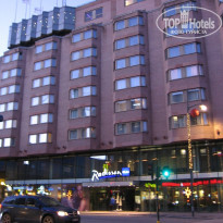 Фото отеля Radisson Blu Royal Viking 4* Отель утром