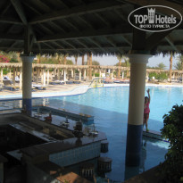 Фото отеля Taba Paradise Resort 5* бар у бассейна