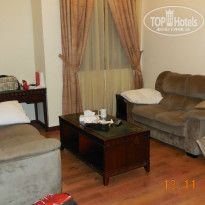 Фото отеля Tulip inn Sharjah 4* Гостиная