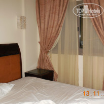 Фото отеля Tulip inn Sharjah 4* Спальня