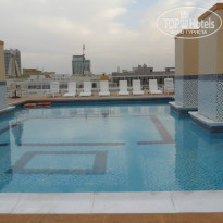 Фото отеля Golden Sands Hotel Apartments 3*