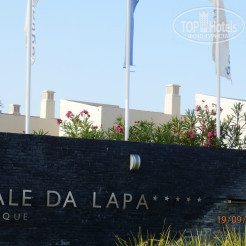 Логотип отеля Agua Hotels Vale da Lapa Resort & Spa