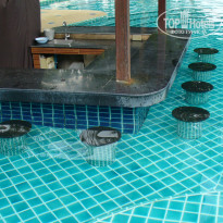 Фото отеля Koh Chang Kacha Resort 3* Бар у бассейна