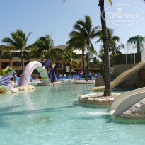 Фото отеля Barcelo Maya Beach 5* аква парк делюкса