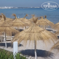 Фото отеля PrimaSol Golden Beach Club 4* Вид из шатра