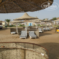 Фото отеля Nefertiti Beach 3* НА ПЛЯЖЕ