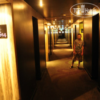Фото отеля Hard Rock Hotel Pattaya 4* Вход в номера