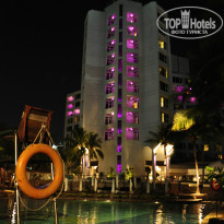 Фото отеля Hard Rock Hotel Pattaya 4*