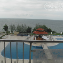 Фото отеля Byala Beach Resort 4* вид из номера